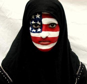 http://worldmeets.us/images/American.Muslim.girl.flag.face_pic.jpg