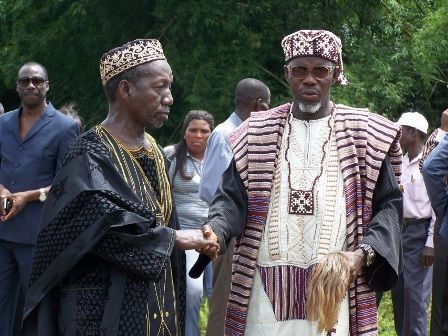 Liberian Culture And Tradition Tribal Chiefs R...