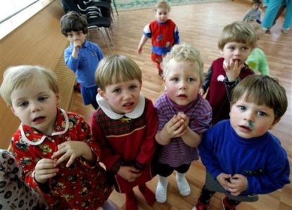 Putin's Punished Orphans in the Global Spotlight (Gazeta ... American Orphanages 2014