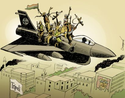 Nato Must Leave Libya Der Standard Austria