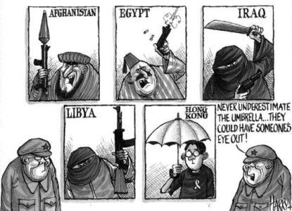 http://worldmeets.us/images/protestersandmilitants_SCMP.jpg